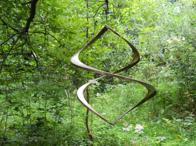 Wind Spiral in the Fairy Dell
