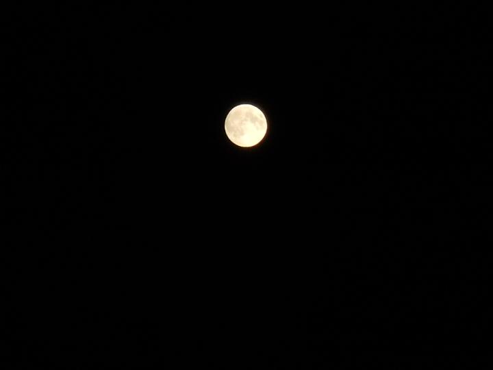 Harvest Moon in the West of Ireland, tonight!
