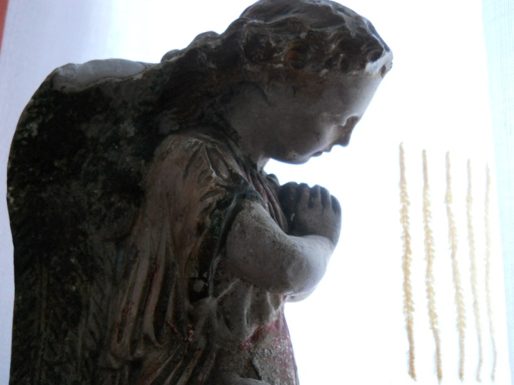 Bealtaine Cottage Permaculture Angel