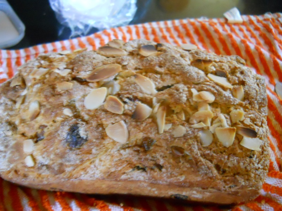Bealtaine Cottage home made bread