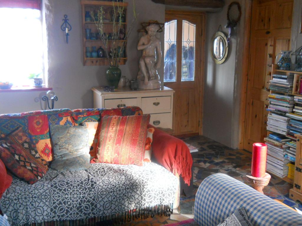 Bealtaine Cottage Feb Morning 2012