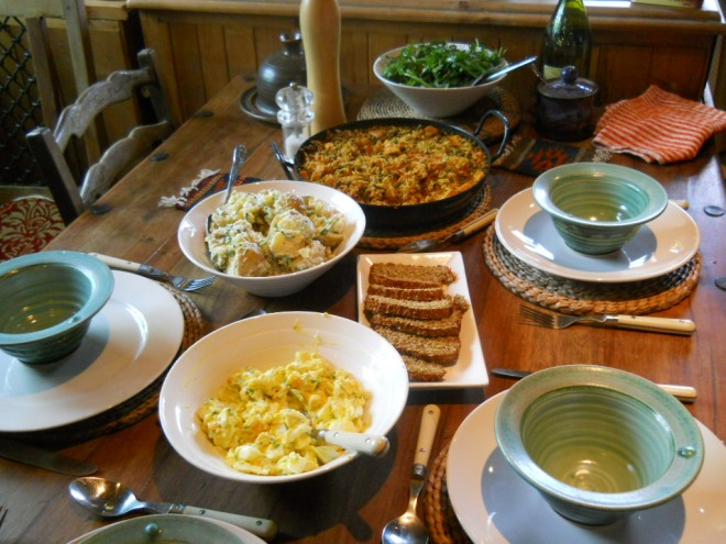 Bealtaine Cottage Vegan Food