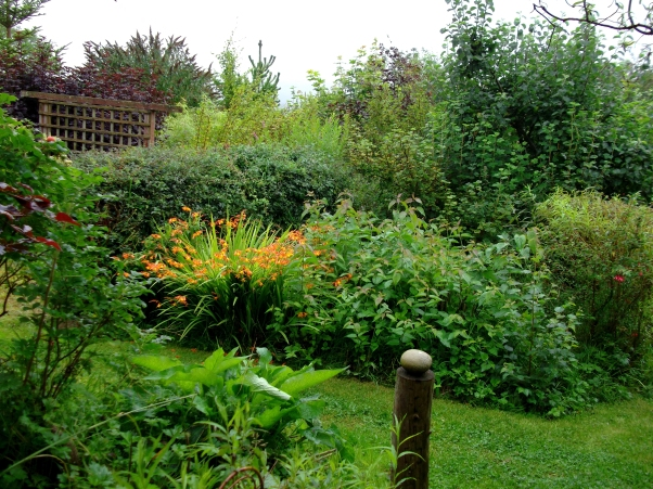 bealtaine Cottage Permaculture gardens Ireland
