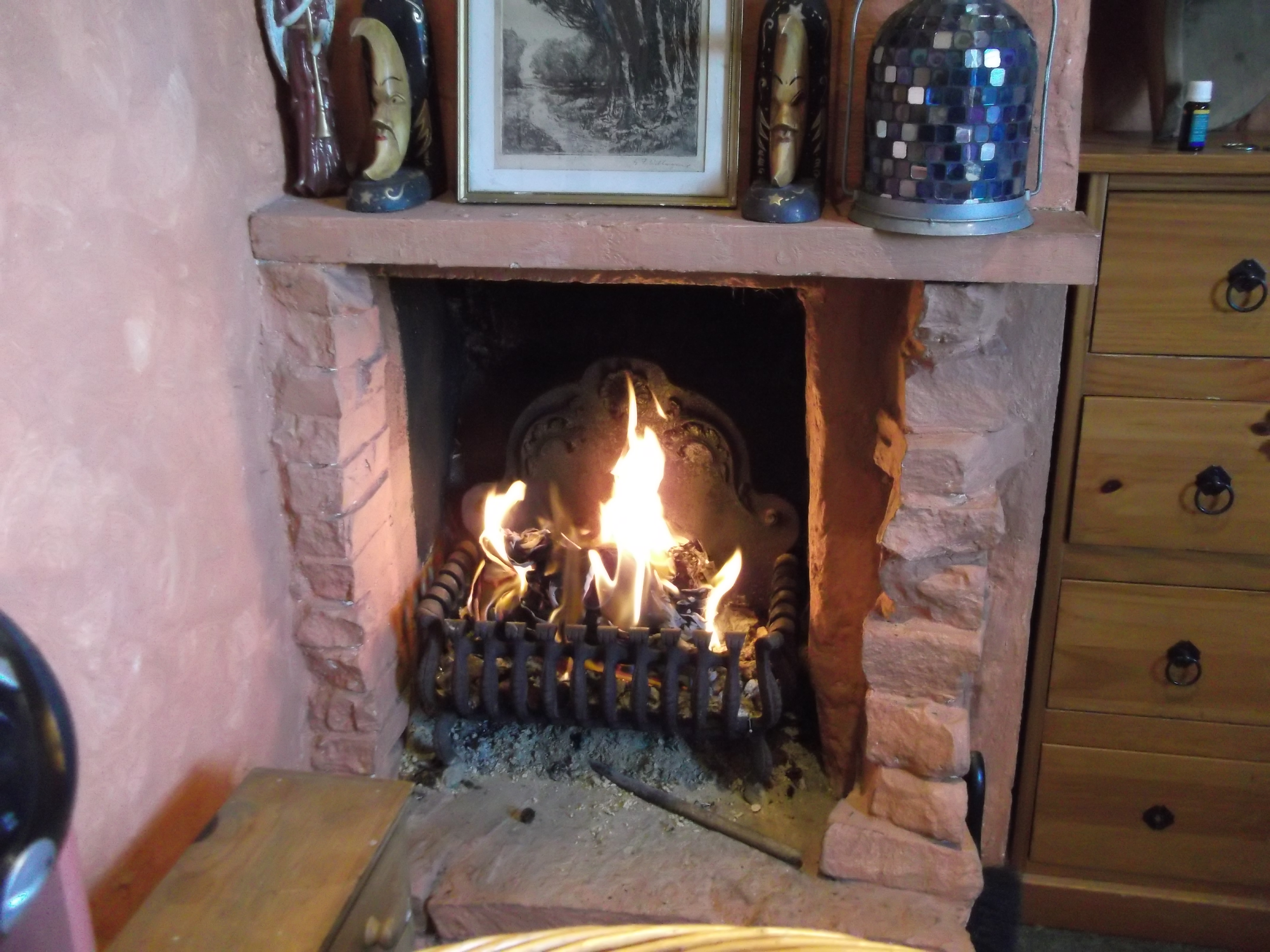 Building Fireplaces And Growing Your Own Herbal Teas