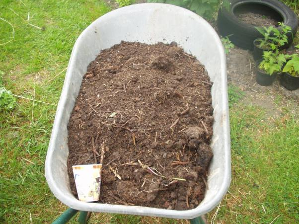 Bealtaine Cottage compost