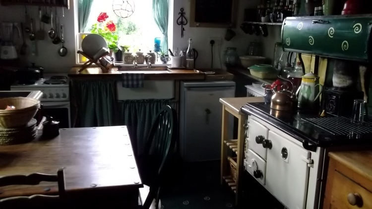 Bealtaine Cottage kitchen