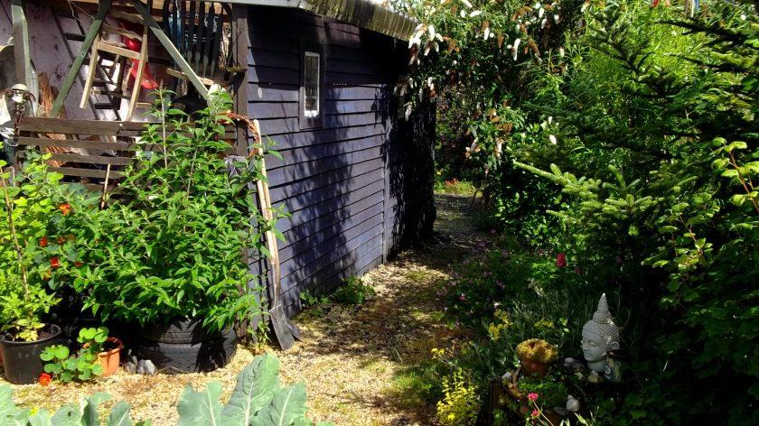 Bealtaine Cottage barn