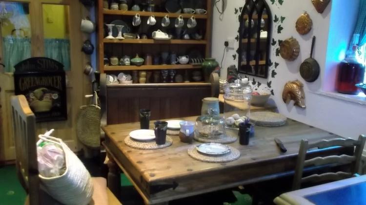 cottage interior design using permaculture ideas