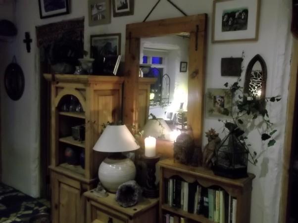 Bealtaine Cottage interior