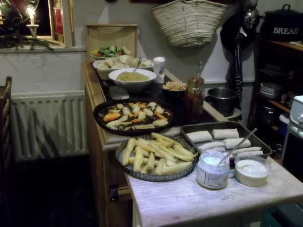 The Solstice Feast at Bealtaine Cottage