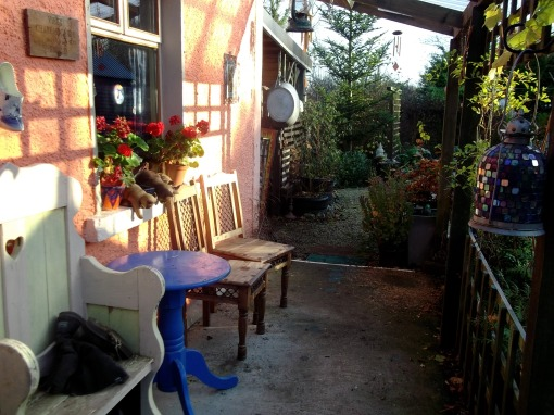 Bealtaine Cottage Veranda