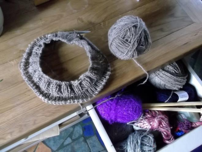 Bealtaine Cottage homespun wool
