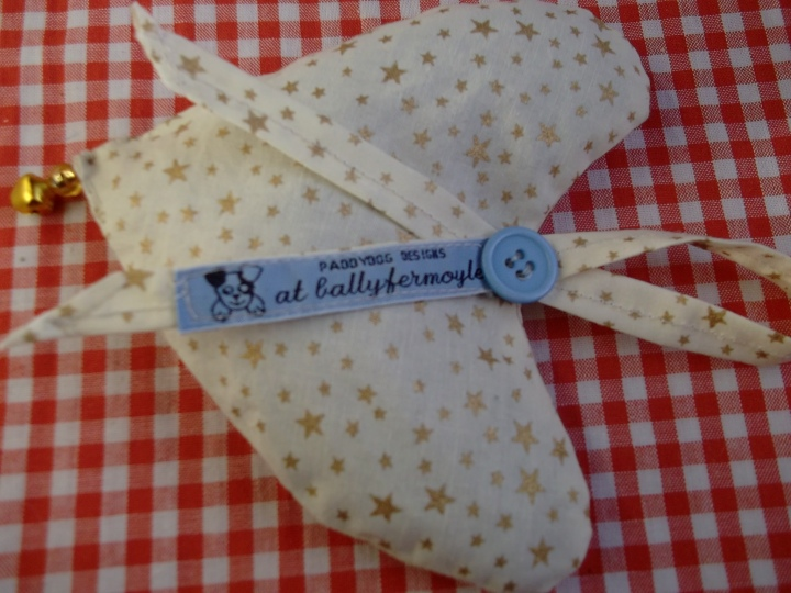 PaddyDog Designs at Ballyfermoyle, sold in the Bealtaine Cottage shop on Etsy