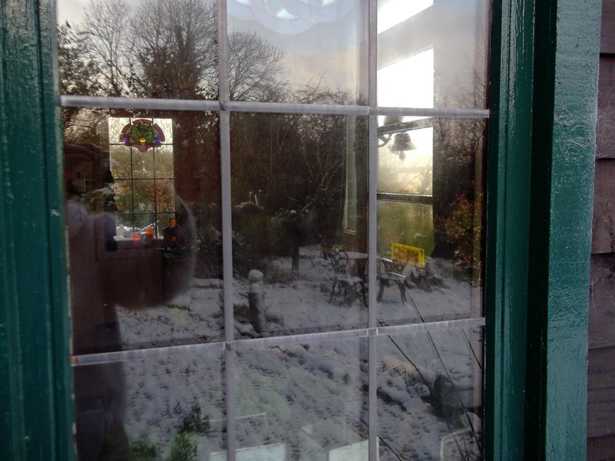 Bealtaine Cottage Porch