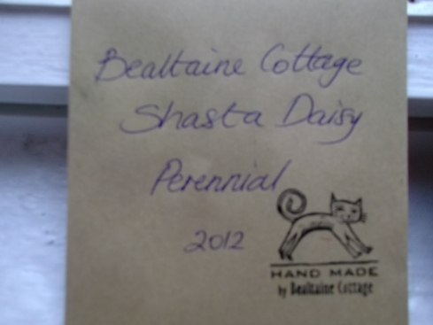 Bealtaine Cottage stamp