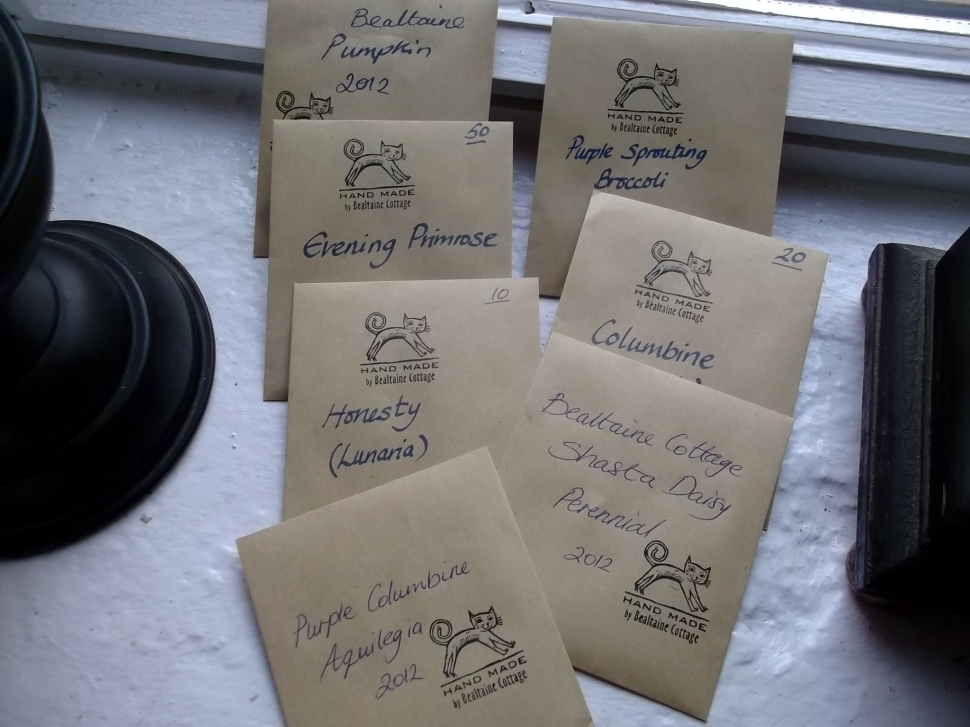 Bealtaine Cottage Seeds