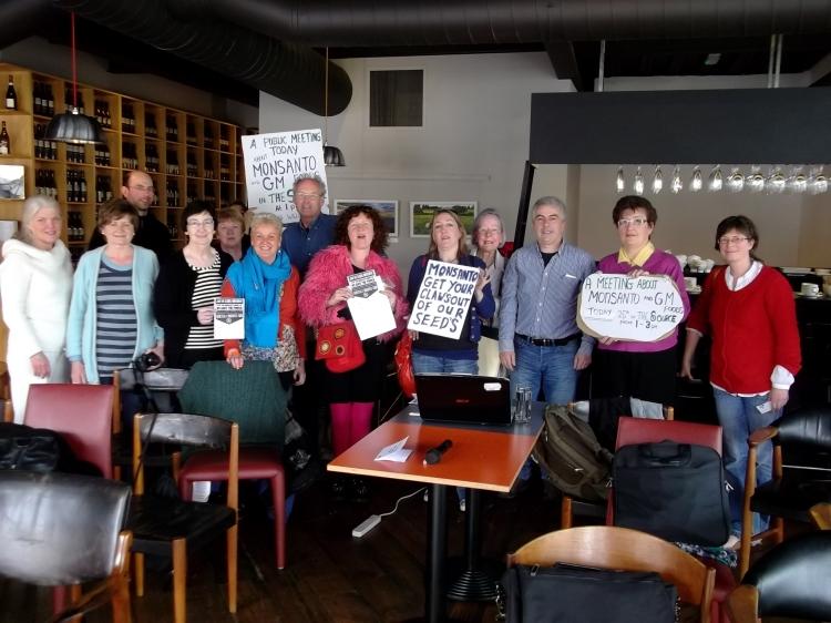 March against Monsanto, Sligo