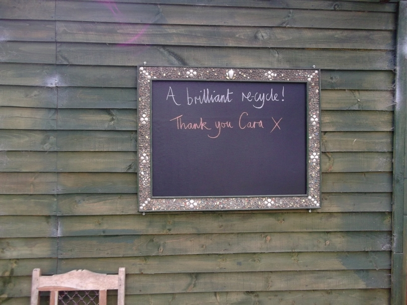 The new chalkboard
