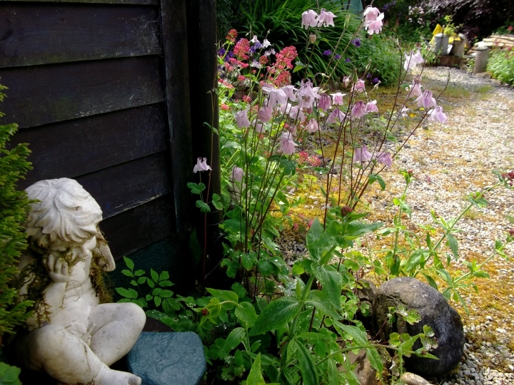 angel at bealtaine cottage