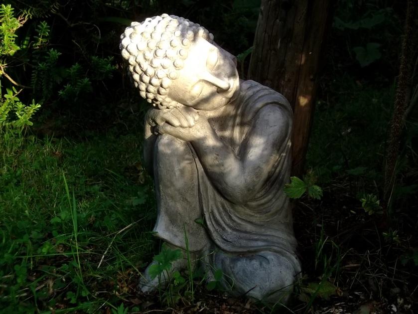 Buddha at Bealtaine
