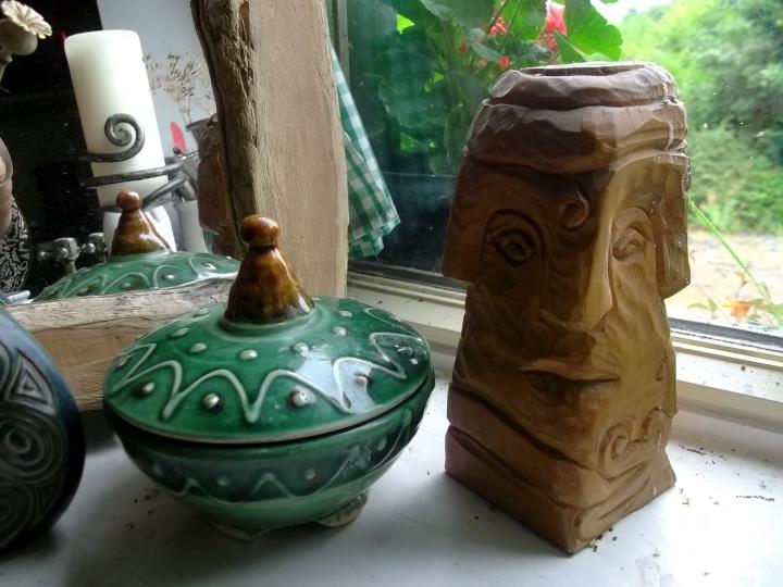 Lugh, carved by Michael Qirke of Sligo