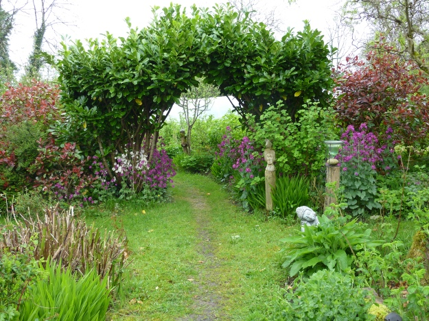 Bealtaine Eve by the Laurel Arch