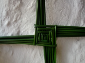 Brigid Cross Bealtaine Cottage Shop on Etsy
