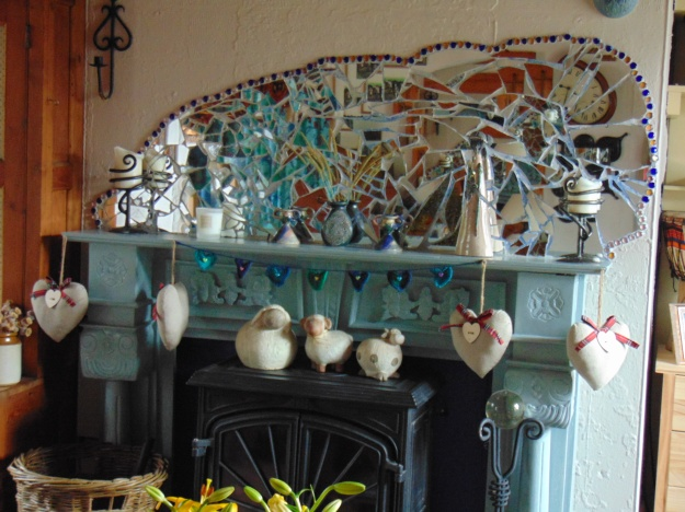 sitting room at Bealtaine Cottage bealtainecottage.com 001