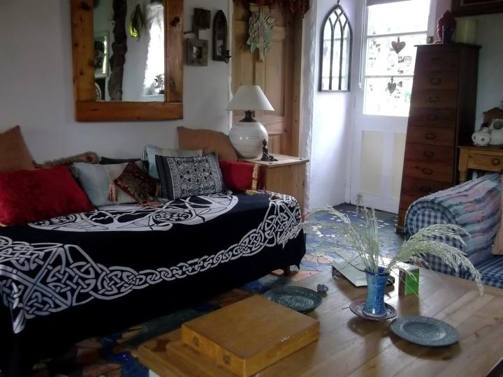 a real sofa bed