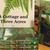 A Cottage and Three Acres...The Book